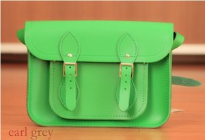 My latest weekend bag. Cambridge Satchel Company 11 inch in classic green. So cute IRL *love*
