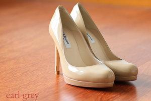 Duchess of Cambridge's favourite shoes: LK Bennett Sledge Taupe