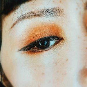 Tangerine eyes 🍊 using Anastasia Beverly Hills Mario Palette and Huda Beauty Rose Gold Palette. Will be posting tutorial video of this look tomorrow ♡ • • • • • • • • • • #clozetteid #motd #potd #makeupmania #makeupjunkie #makeupaddict #makeuplover #momblogger #momblog #wakeupandmakeup #ilovemakeup #indobeautygram #indonesianbeautyblogger #beautyaddict #beautyblogger #makeuplook #mommyblogger #makeuptalk #powerofmakeup #ビューティー #春メイク #화장품 #메이크업 #コスメ #メイク動画 #アイメイク #プチプラ #메이크업 #인스타뷰티 #hudabeauty #tangerine