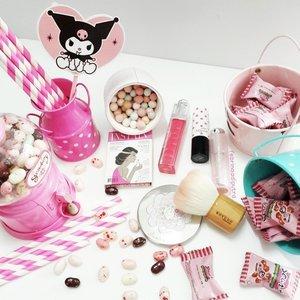 🎀🎀🎀🎀🎀🎀🎀🎀🎀 #pink  #makeup #makeupmania #makeupporn #makeupjunkie #makeupaddict #makeuptalk #beaytyjunkie #instabeauty #weheartit #tumblr #pinterest #clozetteid #clozettedaily #instadaily #Guerlain #koyudo #Dior #etudehouse  #TheBalmcosmetics #jellybeans