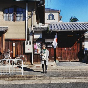 early morning in Kyoto••••••••••#clozetteid #dearestviewfinder #beautifulmatters #ootdindo #darlingdaily #instastyle #lookbookindonesia #justgoshoot #outfitinspo #outfitoftheday #whatiwore #darlingescapes #mommyhood #vsco #momstyle #momfashion #theheartcaptured #finditliveit #thehappynow #todayimwearing #styleoftheday #wheretofindme #ootd #ファッション #스타일 #コーデ #littlestoriesofmylife #kyoto #japantrip #vscoindonesia