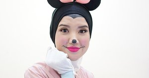 Minnie Mouse Halloween Look
