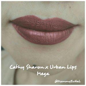 Cathy Sharon x Urban Lips from @beautyboxind #selfpotrait #myselfandi #narcism #lipspotrait #cathysharonxurbanlips #cathysharonxurbanlipsmega #lipsticksaddict #lipsticksjunkie #makeupaddict #makeupjunkie #clozettedaily #clozetteid #beauty #makeup #fotd #lotd #fdbeauty #femaledaily