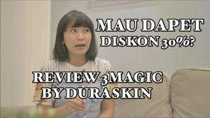 Pertama kali mencoba treatment di Duraskin @duraskin.indonesia komedo di wajah langsung ke angkat semua.��Dua jam treatment, muka dan badan dimanjain banget.��Mumpung masih H-kesekian sebelum lebaran, masih bisa loh perawatan dulu sebelum bertemu keluarga besar 🤣🤣��Review lengkapnya bisa ditonton di Youtube.com/lindaleenk�Atau dibaca di blog: Lindaleenk.com���#Vlogger #Lindaleenk #ClozetteID #Blogger�#BeautyVlog #Facial
