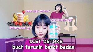 Hola!Akhirnya video tentang cerita detoks pakai produknya @acaii.tea sudah selesai dirangkai. 🗣️LINDA NGAPAIN DIET MULU?Ya biar in aja sih, selaw.. 🤣🤣Tapi dietnya berhasil ga? 👀Silakan lho langsung nonton lengkapnya ada di Youtube.com/lindaleenkBeli produknya dimana?Bisa beli di @lemonilo cari skinny pack nya @acaii.tea~your welcome 👌#Lindaminireview#ClozetteID#Vlogger#VlogLinda#Detoks#Cleaneating