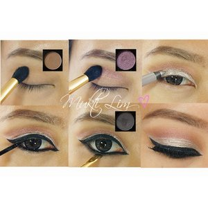 The silver cutcrease step by step#makeup #cutcrease #tutorial #makeuptutorial #cutcreasetutorial #mua #makeupartist #jakartamua#makeupartistjakarta #jakartamakeupartist #bekasimua #bekasimakeupartist #makeupartistbekasi #beauty #igbeauty #eotd #stepbystep #beautyblog #beautyblogger #indonesiabeautyblogger #beautybloggerindonesia #clozette #clozettedaily #clozetteid