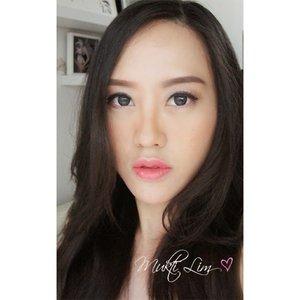 Created korean makeuplook and finished with #yslrpc52Harusnya pasang muka cute2 gt ya 🙈🙈🙈🙈 #koreanmakeup #korean #makeup  #makeuplook #selfie #ysl #yslrpc #lipstick #koreanlook #ulljang #eoljjang #ulzzang #ulzzangmakeup #makeup #mua #makeupartist #indonesiamakeupartist #jakartamua #jakartamakeupartist #beauty #beautyblog #beautyblogger #beautybloggerindonesia #indonesiabeautyblogger #clozettedaily #clozetteid