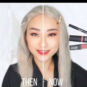 HAPPY BIRTHDAY buat @makeoverid yg ke 10.. gila gak nyangka uda 10 tahun makeover ada di sekitar kita.. Make Over itu brand lokal favorite ku, karna beneran kualitasnya OKE plus harganya terjangkau.. pokoknya sukses, terus berinovasi dan bikin racun yg makin keren yaa.. -Nah karna tema ultah MO kali ini #mobetterclass2020 aku mau kasih liat my makeup transformation Then and Now.. pastinya sekarang lbh ngerti klo eyeshadow harus di blend, lipstick gak mesti bold 1 bibir dll.. intinya terus aja belajar.. -Untuk makeup ku ini aku gunain produk MO yg aku suka mulai dr Demi Matte Cover Cushion, Superstay Liner, Matte Blusher, Transferproof Matte Lip Cream .. -Yuk ikutan bareng aku bikin make-up transformation versi kamu.. Jangan lupa juga nonton keseruan Event Virtual #MOBetterClass2020 Homecoming Party tanggal 29 Agustus.. cek Ignya @makeoverid untuk info lengkapnya yaaa.. ...@beautyjournal