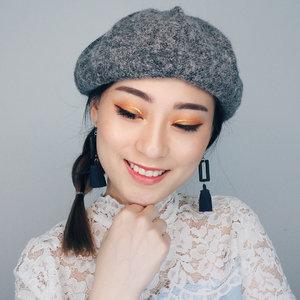 Have a Happy Saturday all.. ..Pada ngapain aja nih hr ini?? uda nonton Ant Man blm? kmaren smpet nonton dan tenyata entertaining bgt loh.. Go watch it with your fam and beloved one.. ..Makeup tutorial for this makeup ada di IG Feed and IGTV aku yaaa... go visit.. ........#koreanmakeup #kbeauty #kmakeup #IndobeautyVlogger #clozetteid #makeuptutorial #tampilcantik #ragamkecantikan #화장품 #코스메틱 #뷰티 #뷰티블로거 #charisceleb #indobeautysquad