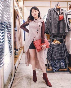 Congratulations @berrybenka for ReOpening Store at @malciputrajkt .. . Outer from Berrybenka.. . . . #meandberrybenka #bproject #berrybenka #berrybenkalook #berrybenkastore #Clozetteid #StyleBlogger #OOTD #POTD #FashionBlogger #StreetStyle #스트릿스타일 #스트릿록 #UrbanFashion #FashionVibes #GGRep #LookbookIndonesia @ootdindo @ootdmegazine @lookbook @lookbookindonesia #ilovemybody