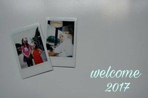 Happy New Year 2017. .  Semoga di tahun yg baru ini kita senantiasa diberikan kesehatan yg baik, dimudahkan segala urusannya dan semakin sukses.  Aamiin. 😊 _ #rachanlie #kakira #kakiramyid #k1 #k2 #ClozetteID #bloggerbabesid