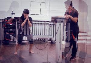 Hari ini nyobain EMS Training Session di @20_fit Cipete. Ini pertama kalinya nyobain workout jenis gini. ➡️ Slide for more pictures!.20 FIT adalah micro-gym pertama di Indonesia yang menggunakan Electro Muscle Stimulation (EMS)..Latihan EMS ini berguna untuk mengencangkan seluruh kelompok otot inti tanpa perlu menghabiskan waktu lama. Jadi cukup olahraga 20 menit di 20FIT itu udah sama dengan olahraga 2-3 jam di gym 😀💪🏼.Tadi sih walaupun gerakannya sederhana tapi lumayan berat juga lho latihannya karena kita sambil diberikan aliran listrik untuk bantu stimulasi otot. Nanti selengkapnya akan aku post di blog yaa.. Meanwhile, ceki ceki IG nya @20_fit untuk tau informasi dan lokasi yg terdekat denganmu 💪🏼💪🏼.#20FIT #Clozetteid #ClozetteidReview #clozetteidx20FIT @clozetteid