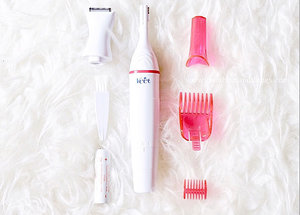 The complete review of Veet Sensitive Touch electric trimmer is up on zé blog ! A trimmer / shaving tool specially designed for women, swipe left to see more pictures and go to my blog to read the review 💕 . Click link on bio OR cooy paste link below on your internet browser : >> http://bit.do/VeetElectric 🌸 . . . . . . . . . . #veetsensitivetouch #veet #sociollabeautyjournal #beautyjournal #sociollablogger #blogreview #ontheblog #beautyblogger #beautybloggerid #beautyenthusiast #makeuptools #makeuptalk #beautybloggerindo #indonesianfemalebloggers #bloggerceriaid #bloggerperempuan #clozetteid