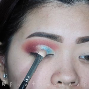 If you can't stop thinking about it, don't stop working on it 😉 #7D7V #7d7vday5 ..PRODUCT USED ..@nyxcosmetics_indonesia Micro Brow Pencil #nyxcosmetics #nyxcosmeticsid @nyxcosmetics @benefitindonesia Gimme Brow Volumizing Eyebrow Gel #benefit #benefitcosmetics #benefitindonesia @benefitcosmetics Boi-ing Airbrush Concealer @colourpopcosmetics X Fem Rosa Palette #colourpop #colourpopme #colourpopcosmetics@natashadenona Aeris Palette #natashadenona @anastasiabeverlyhills Aurora Glow Kit for inner corner #anastasiabeverlyhills #abhglowkit #abhjunkiess @abhjunkiess Lashes @unicorncosmetics in Majestic AF #unicornlashes
