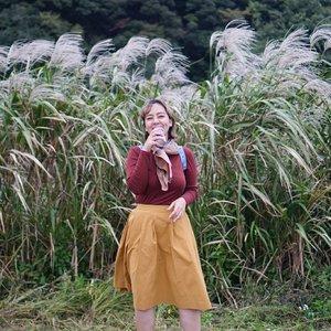 Happy bener, @jeanmilka ngomong apa sih sampe muka gue begini?  #beneranlupa #ootd #selfportrait #japan #kameoka #kyoto #potd #photooftheday #travel #miniongoestojapan #minioninjapan #strikeapose #todayoutfit #ayokejepang2017 #clozetteid