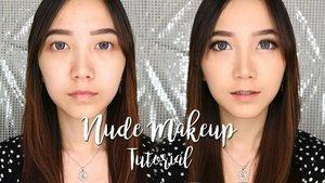 Nude makeup tutorial by @siscapiccha  One brand tutorial menggunakan produk dari @maxfactorindonesia .  Produk yang aku gunakan: Face:  MAX FACTOR - SMOOTH MIRACLE PRIMER  MAX FACTOR - MIRACLE TOUCH FOUNDATION  EYE:  MAXFACTOR - MASTERPIECE NUDE PALETTE - ROSE  MAXFACTOR - LIQUID EYELINER  MAXFACTOR - FALSE LASH EFFECT MASCARA  LIP:  MAXFACTOR - VELVET MATTES LIPSTICK - SUNKISS  MAXFACTOR - VELVET MATTES LIPSTICK  #newmattenewnudenewyou #maxfactorxpiccha #maxfactor #clozetteid #makeup