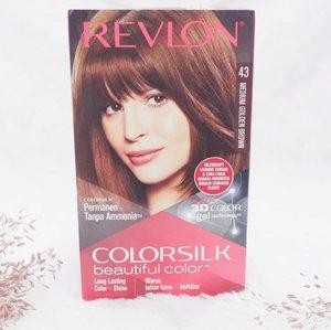 Siapa yang suka gonta ganti warna rambut?  Lebih pilih ke salon atau cat sendiri? Kalau aku lbh milih cat sendiri karena lbh murah.  Aku beli @revlonid Color Silk +1000 get 1 di @guardian_id harganya 80.000an murah banget kan.  Penasaran dengan hasilnya?  #blogger #impiccha #piccha #tribepost #bandungbeautyblogger #revlon #reviewrevlon #hair #haircolor #revlonhaircolor #review #clozetteid #ipreview