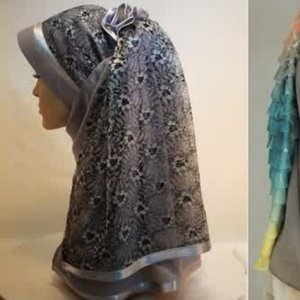 Get 25% off Wegdan Hamza designer headwraps at wegdan.com using the code FF25 during checkout.  #headscarf #HijabStyle #MuslimFashion #clozetteid
