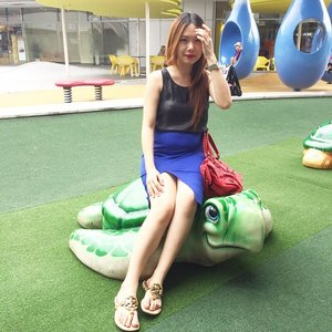 🐢🐢🐢 #FOTD #POTD #OOTD #ootdindo #stylethebump #20weeks #Singapore #vivocity #like #love #tagsforlikes #clozette #clozetteid #clozetteco #femaledaily