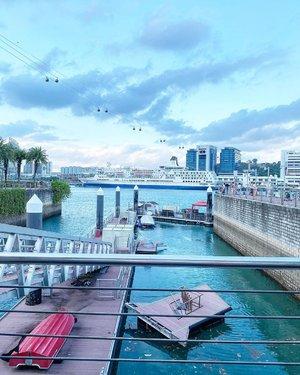 Kangen jalan-jalan.  #travel #singapore #cruise #trip #letsgo #clozetteID #potd #photography #igtravel #igdaily #instadaily #igers