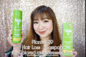 Setelah pakai hair tonicnya dan sukaaaa banget, sekarang cobain shampoo nya and really like it too.  #Plantur39 Hair Loss Shampoo for colored and stressed hair is up on youtube.com/Carnellin  https://youtu.be/tQ4ykSSflvc  See you there!! #shampoo #review #antihairloss #hairgrowth #beauty #haircare #scalpcare #rambuttebal #rambutlebat #perawatanrambut #review #igbeauty #potd #reviewjujur #honestreview #rambutsehat #clozetteID