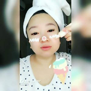 Nude Maker Gel, base paling favorit dari Jepang.  @hypstar.indonesia @tha_lovistha #hypstarindonesia #beauty #bbloger #beautybloggerindonesia #clozetteid #basemakeup  #makeup