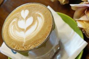 #Latte time.  #coffee #coffetime #love #drinkoftheday #caffeine #potd #mood #moodbooster #drinks #barista #clozetteID #cafe #coffeeart