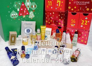 @loccitane Premium Advent Calendar available at @loccitane_id Here's a video of the full 24 products 🎄🎁🎀 https://youtu.be/EhCPUGq4C7A#loccitane #unboxing #adventcalendar_________#beauty #carnellinstyle #love #gorgeous  #motd #lotd #seasonsgreetings #photooftheday #photography #Gifts #moistskin  #presents  #skincare  #musthave  #style #styleoftheday #ClozetteID#igbeauty  #holidaymood #holidaymakeup  #loccitaneadventcalendar