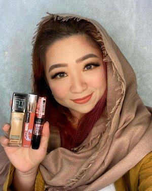"""Ramadan adalah saat dimana kita bisa saling menunjukkan toleransi, kehangatan dalam keluarga dan kebersamaan. Makeup Lebaran aku kali ini berfokus pada area mata, karena kita masih diwajibkan untuk menggunakan masker maka jangan lupa untuk memakai lipstick/liquid lips yang tahan lama.For the complexions, aku menggunakan produk yang bisa stay matte untuk penampilan yang lebih flawless.Semua produk @maybelline ini sedang discount up to 50% di Tokopedia, ada juga exclusive gift set get free Hijab dari ZM. Plus buat kamu yang pakai voucher aku""""MYBKOL02�dapat tambahan potongan lagi. #MaybellineID #MaybellineDareToShare #promoramadhan #diskonmakeup #infodiskon #infopromo #ClozetteID #ramadhan2021 #ramadhanmakeuplook #tokopedia #promotokopedia"""
