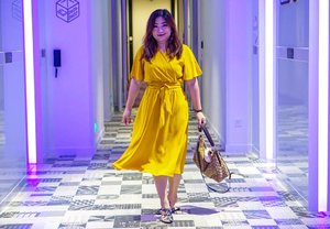 Ready for a night out......(Posting sambil pake koyo dan siap-siap sikat gigi). _______#beauty #carnellinstyle #love #dressoftheday #motd #lotd #ootd #photooftheday #photography #lookoftheday #outfit #outfioftheday #outfitinspo #lookbook #style #styleoftheday #ClozetteID#partydress #clozetteIDPOTW
