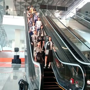 """""""Smart and Fashionable Traveling Outfit"""" by Danny Satriadi, Mel Ahyar, Tri Handoko at #terminal3fashionshow  #ClozetteID #BeautyBlogger #fashionshow #airport #Indonesiafashionshow #Indonesia"""