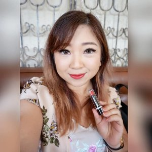 Trying their #Kancore lipstick. It is a typical Japanese lippie the color is slightly sheer. @suikabeauty #alovivipureviviid #suikabeauty #alovivi #beauty #alovivipurevivi #motd #love #ootd #selfie  #JapanBeauty #lotd #ClozetteID #lipstick #redlips