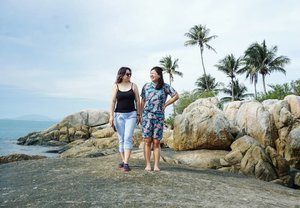 Sisters are made for a lifetime.  #sisterhood #family #sister #ohana #love #Clozetteid #beach #beachlife