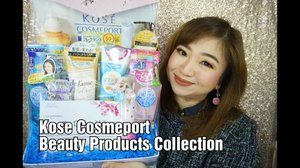 New video tentang koleksi @kosecosmeportid yang ada di Indonesiahttps://youtu.be/N9qfFyD3KwMSemuanya irresistible 😍_________#beauty #carnellinstyle #love #skincare  #motd #lotd #ootd #photooftheday #photography #lookoftheday #outfit #clearturn #jelaimerelaxshampoo #softymo  #style #styleoftheday #ClozetteID#cleanser  #beautyproducts  #kosecosmeportid #igbeauty #haircare #cleander #makeupremover #cleanskin #facemask