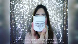 @freshbeauty Rose Face Mask that feels so good on the skin and smells super pretty too.  The texture is a gel and cools down the skin while the scent relaxed and calmed me down.  Full video here: https://youtu.be/4NIn8bk_dL8  Thanks for watching.  #freshbeauty #Clozetteid #love #BeautyVloggerIndonesia #bblogger #beautyvlogger #naturalskincare #facemask  #rose  #musttry #gel  #skincare #review #videooftheday #video #beauty #cucumber