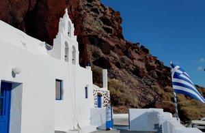 Salam dari (suami) yang lagi di #Santorini .... Dan gw yg gak diajak 😑Lagi trend ya kayaknya ke Greece, sampe semua orang kesana... Kecuali gue 😑#greece #traveldiary #Yunani #travellog #santorini #travel #clozetteID #beauty #world #worldtraveler #love #hello #jalanjalan #kecualigue