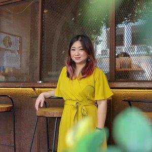 Bright days ahead 🌻 📷 by @anitamayaa #beauty #carnellinstyle #love #dressoftheday #motd #lotd #ootd #photooftheday #photography #lookoftheday #outfit #outfioftheday #outfitinspo #lookbook #style #styleoftheday #ClozetteID #yellowdress #dress