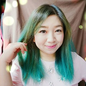 After getting much credit about my current hair color,  here's a post about my experience with Pravana, Manic Panic and Hair Manicurehttp://whileyouonearth.blogspot.com/2016/05/between-pravana-manic-panic-and-hair.htmlHope it helps those who wants to DIY like me.#ClozetteID #BeautyBlogger #Pravana #bleach #haircare #hairmanicure #lorealprofessionnel #Nuancelle #manicpanic #atomicturquoise