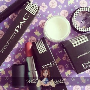 My new found love for @pac_mt matte lipstick. http://whileyouonearth.blogspot.com/2015/02/pac-powder-eyeshadow-no6-and-matte.html?m=1  Their eyeshadow also beautiful 😍😍 #clozetteID #idbblogger #beauty #bblogger #beautyblogger #makeup #pac #indonesia #bloggerindo #indoblogger #bblogger #bbmeetup #idblog #blogger