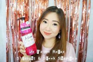 Shampoo kesayangan yang dari Jepang, sekarang sudah dijual di Watson Indonesia. Formulanya nyaman banget untuk dipakai sehari-hari, harum, dan pastinya OK. Karena tidak mengandung sulphate, silicone, mineral oil, pewarna ataupun animal derived ingredients (jadi bisa dikatakan vegan-friendly). Selain produknya cantik, sekarang ada giveawanya juga, kamu bisa ikutan lho!  Caranya mudah: ➔ Upload video #JeLaimeNoBadHairDay versi kamu secara  menarik dengan produk shampoo Straight & Sleek (botol  warna Pink) atau shampoo Bounce & Airy (botol warna  Kuning) di Instagram Feed kamu. ➔ Sebutkan di video kalau kamu Squad Pink Shampoo Straight & Sleek atau Squad Kuning Shampoo Bounce and Airy ➔ Sebutkan di caption kalau produk ini bisa didapatkan di  Watsons. ➔ Tag dan tantang 3 orang teman untuk ikutan Giveaway ➔ Mention @kosecosmeportid dan cantumkan hashtag  #JeLaimeNoBadHairDay #EverydayBeauty ➔ Instagram tidak di private.  Ada hadiah dari Kose Cosmeport dan hanya sampai 9 Oktober 2019 aja, buruuaann @christinaleae @kaniasafitrii @hanny.only ikutaann  #giveaway #Clozetteid #1minreview #1minvideo #BeautyVloggerIndonesia #beauty #bblogger #Kose #cantik #shampooreview #videooftheday #igdaily #contest #igbeauty #hello #reviewshampoo