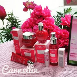 @loccotaneid Pivoine Floral and Sublime Collection at Pivoine Indulgence Day.http://whileyouonearth.blogspot.com/2015/06/loccitane-pivoine.html?m=1#loccitane #Pivoine #blogger #blog #peony #pink #clozetteid #toiletries #cccream #beautyproducts #cosmetic #France