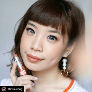 #Repost @steviiewong• • • • •#GIVEAWAY TIME 🎉🌸...Hi, Who's team LOVELY NUDE like me? Yasss, my #MATTITUDE is LOVELY NUDE ! To maximize the euphoria of mattitude colors, Yazbukey X Shu Uemura will celebrate it at a colorful pop up store event in Grand Indonesia and I will be one of the host there on SUNDAY, 29th JULY 2018 at 13.00 pm. The good news is, 10 (ten) of my followers can join me to celebrate and experience many things there. We will have lipstick mix n' match, games, selfie generator experience, and absolutely pretty goodies are waiting for you! Let's join and create our own mattitude! ❤️___How?• REGRAM/ REPOST this post.• Write in the caption WHAT'S YOUR MATTITUDE along with attractive reasons why you want to join Yazbukey X Shu Uemura Pop Up Store with me! .• Don't forget to TAG me using hashtags #shuuemuraid #rougeunlimited #mattitude #StevieXShuuemuraID .• Follow me ( @steviiewong) & #shuuemuraid .• Don't private your account while joining this giveaway cause I can't track your entry if you do. • 10 (ten) winners will get invitation for SUNDAY, 29th JULY 2018 at 13.00 pm and enjoy an exciting selfie generator experience, lipstick mix n' match and pretty goodies! .• Competition ends on July 20th and I will announce it on my IG Story.• Good luck!..-NOTE : Please make sure that you guys can come to the event before joining. Hope to see you guys soon ! ❤️.💟💟💟💟💟💟💟💟💟💟💟i'm team LOVELY NUDE for sure, but i can be QUIRKY👄 sometimes and SEXY 💋 when the time is right.. my #MATTITUDE 😊 i hope i could join the event, really curious about the collection.. been shu uemura skincare fans for years.. .#wakeupandmakeup #collabwithstevie #giveawayindo #tampilcantik #clozetteid #style #makeup
