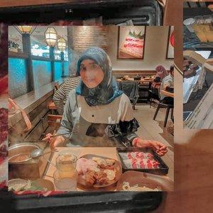 Udah lama ga posting mengenai Food di Feed,biasanya Aku share di insta story di Highlight juga judulnya Food & Drink. Kali ini aku akan share makanan kesukaanku yaitu @shabu_shaburi makanan dari Jepang semua masakan di rebus. Aku biasanya kalo kesini bareng sahabatku atau sama keluarga. Menu di shaburi banyak sekali mulai dari: 1. Sayuran (pakhoy, toge, daun jahe,kembang kol dll)2. Ikan dori (menu favoriteku kalo ke shaburi)3. Bakso ikan,urat dll 4. Ada sushinya 5. Gorengan (Kentang Goreng, Chicken nugget dll6. Buah, es jeruk, es leci sampai kopi dan Milo7. Es krimOia kalo mau byar pake ovo bisa loh cashback maksimal 10 ribu (lumayan)hahaha. Mau info lagi juga kalo kesini setiap Senin-Jumat Ada promo dengan 1 plate 99 rb/orang belum termasuk pajak All you can eat.  Tadi Kita berdua habis 230 ribu sudah termasuk pajak diptong 10 rb jadi cuma bayar 220 rb Aja udah kenyang dan mantabs.#2020 #adobelightroom #tonekillers #preset #igotd #FullSpeedFlagship #DareToLeap #clozetteid