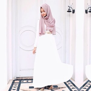 #tbt My Eid Outfit. I wore beautiful dress from @femmeoutfit. Merci beaucoup ⭐️ #ClozetteID