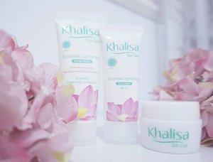 Aku habis aja nyobain rangkaian skincare dari @khalisaindonesia. Setelah penggunaan selama 2 minggu, aku jatuh cinta banget sama salah satu produk nya. Kira-kira produk apa yang cocok sama aku? Baca selanjutnya di blogku ya : http://bit.ly/Khalisa#ConiettaCimund #indonesiabeautyblogger #fdbeauty #clozetteid #Khalisa #KhalisaSkincare #SkincareHalal
