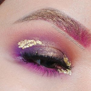 Today's look 💖 Details are on my previous post 😉 #merilla_may #looxperiments #clozetteid #anastasiabeverlyhills #norvina #lucinda212 #wakeupandmakeup #makeupfanatic1 #fiercesociety #brian_champagne #eotd #eyeart