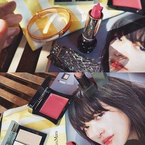 SFW. Safe For Work. Yes, I am packing for a long business trip. #sad #makeupoftheday #illamasqua #illamasquaid #fendi #bangle #threecosmetics #annasui #makeup #makeupaddict #motd #fdbeauty #femaledaily #clozetteid #clozette