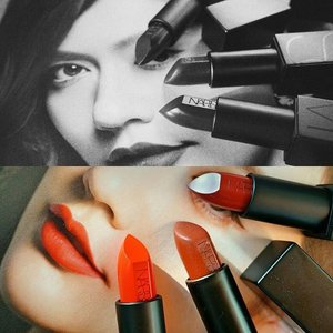I always want them all, red lipsticks. #red #lips #redlips #redlipstick #lipstick #makeupjunkie #makeupaddict #makeup #mua #fdbeauty #femaledaily #femaledailynetwork #motd #clozette #clozetteid #clozetteco #beauty #beautyaddict #beautyjunkie #nars #NARScosmetics #beautyshareit