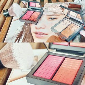 I really like these NARS dual intensity blushers' texture and the finish,  I got three of them, these two captured in the photos are: Panic and Craving (Fervor photo coming up later) Panic buying indeed 😰😄😄 #makeup #makeuphoarder #makeupaddict #makeupjunkie #beauty #beautyaddict #beautyjunkie #fdbeauty #femaledaily #femaledailynetwork #pretty #blusher #highlighter #NARScosmetics #nars #pavilionKL #pavilion #kualalumpur #malaysia #makeupoftheday #face #makeups #MOTD #clozetteco #clozetteid #clozette