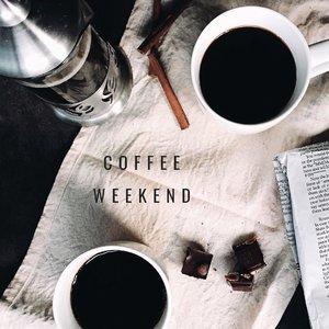 Shall we? � Enjoy the weekend, peeps! .......#coffee #coffeeart #latte #weekend #whp #whpcoffee #clozetteid